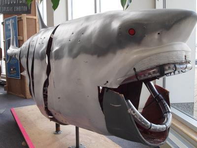 Mossad mind-controlled sharks