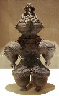 Dogū Statues from Ancient Japan