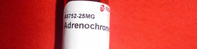 One thousand aspects of Adrenochrome