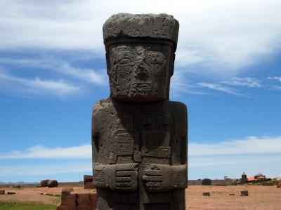 The Pokotia Monolith: did the Sumerians land in South America?