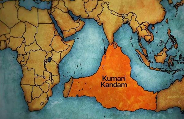 Kumari Kandam: the Lost continent of Lemuria