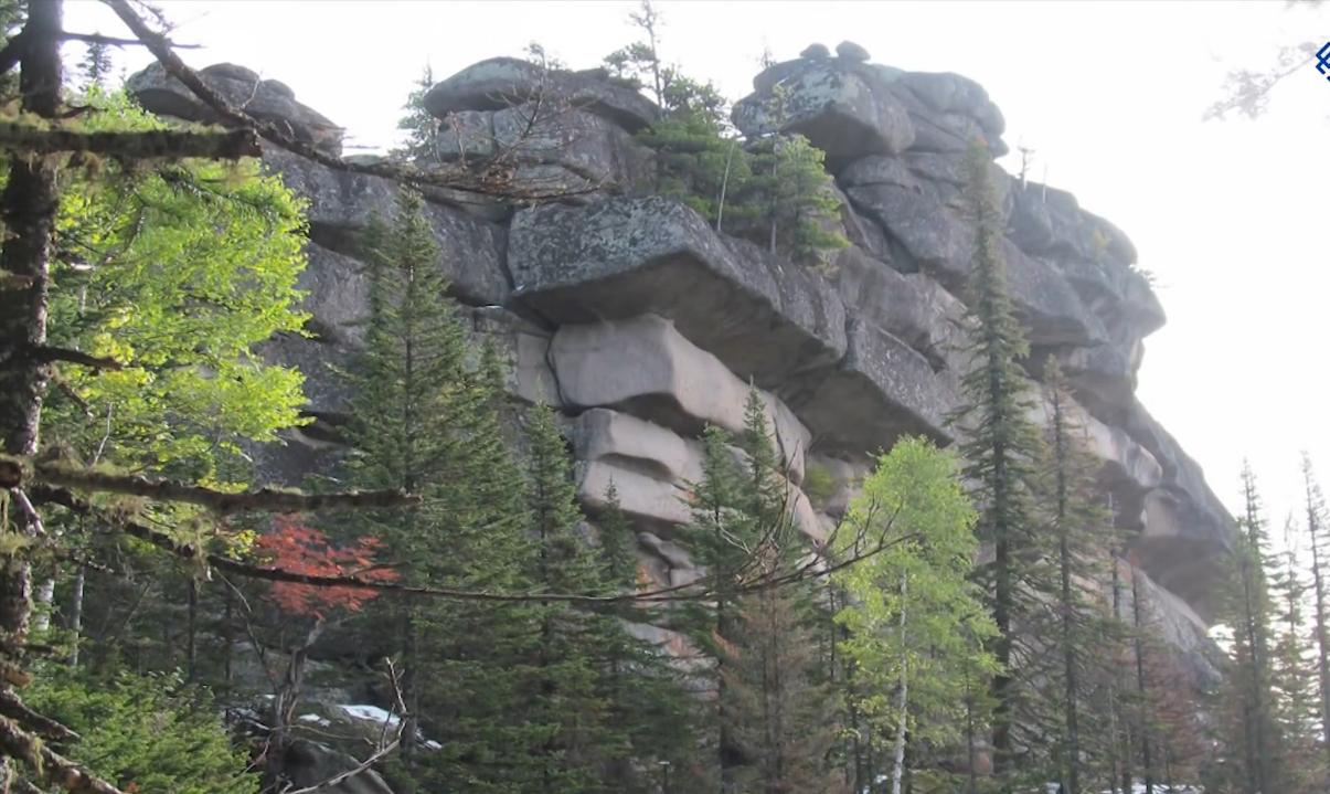 Gornaya Shoria Megaliths: remains of Giants?