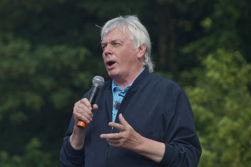 David Icke and the Global Cospiracy