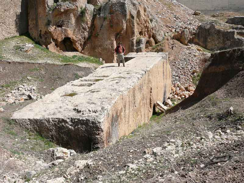 The incredible Monoliths of Baalbek