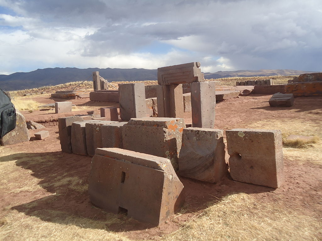 Puma Punku and its many riddles