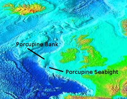 The Legendary Hy-Brazil and the vestiges of Atlantis-Porcupine_Bank_and_Seabight