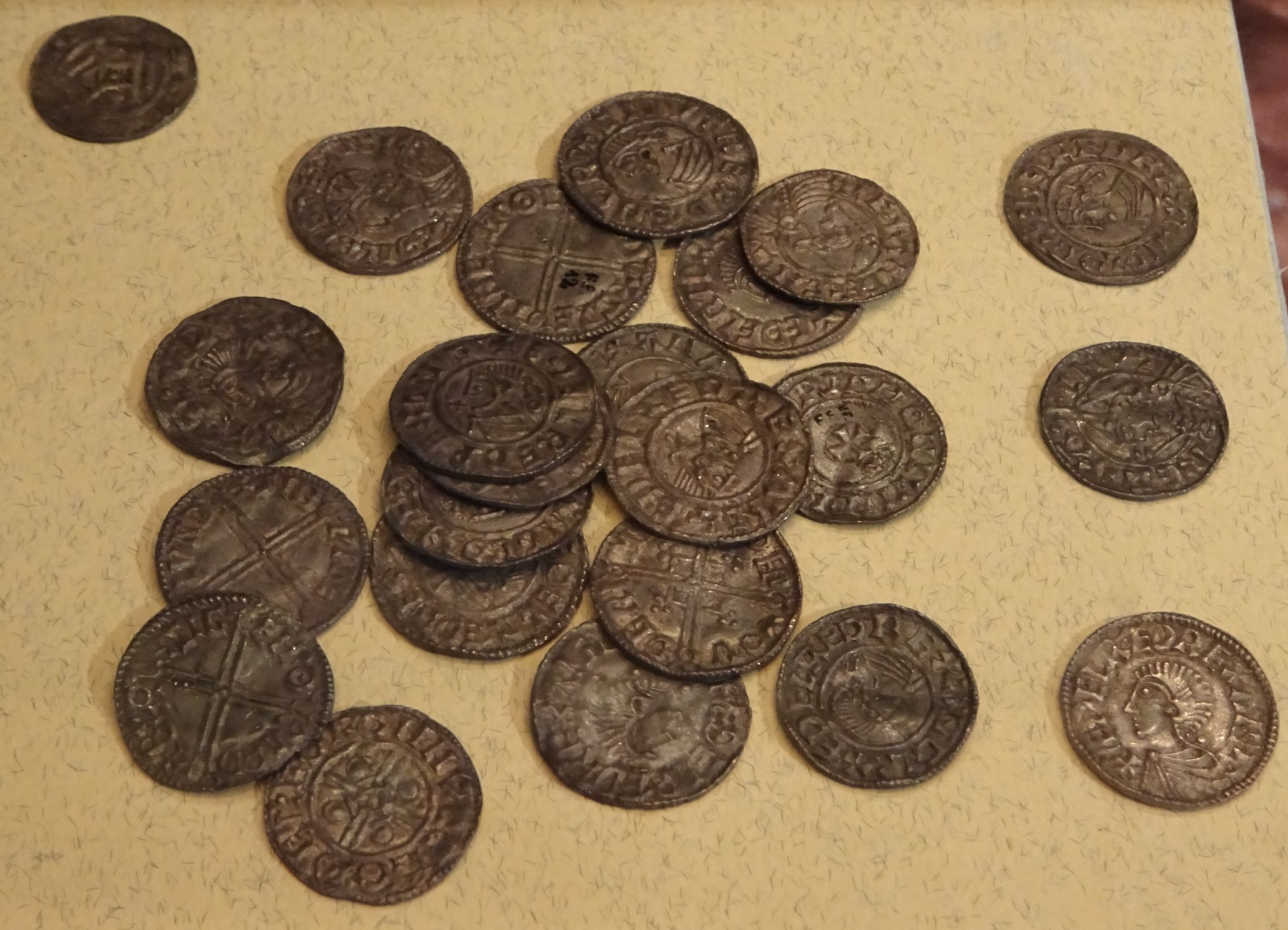 The Maine Penny: trails of Vikings in North America-Medieval_Viking_coins