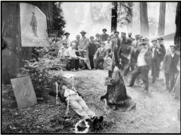 Bohemian Grove: the Powers' gathering