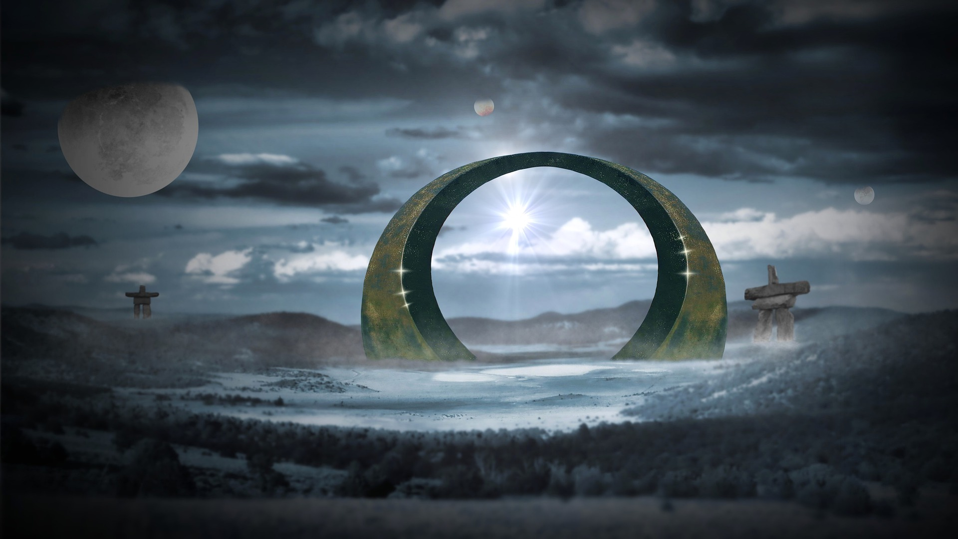 People from unknown worlds_stargate