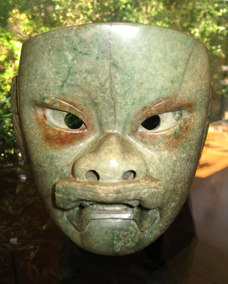 Olmec_mask_ with_asian_ features