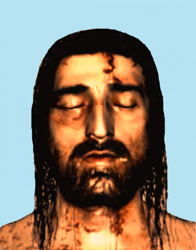 The Shroud of Turin-a computerised reconstruction