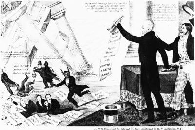 Bank theories: Rothschild family, Federal Reserve, Big Banks Conspiracy