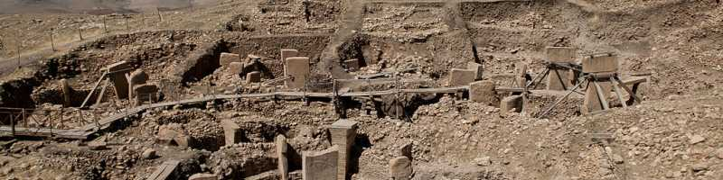 Gobekli Tepe, the oldest megalithic site in the world, rewrites the history of man