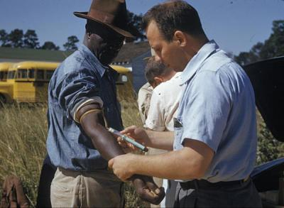 Tuskegee Syphilis Experiment: an American shame